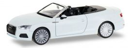 herpa 028769 Audi A5 Cabrio 2017 ibisweiss Automodell 1:87 online kaufen