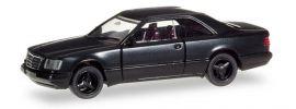herpa 028813 Mercedes-Benz E 320 Coupe schwarz Automodell 1:87 online kaufen