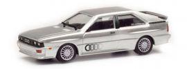 herpa 033336-004 Audio Quattro silbermetallic   Automodell 1:87 online kaufen