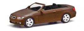 herpa 033763-002 BMW 3er Cabrio marrakesh brau | Automodell 1:87 online kaufen