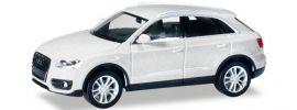 herpa 034821-004 Audi Q3 silber | Automodell 1:87 online kaufen