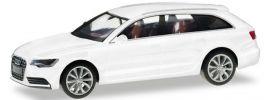 herpa 034883-004 Audi A6 Avant gletscherweiss | Automodell 1:87 online kaufen