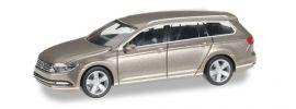 herpa 038423-002 VW Passat Variant metallic sandgold Automodell 1:87 online kaufen