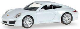 herpa 038546 Porsche 911 Carrera S Coupe carraraweiß | Automodell 1:87 online kaufen