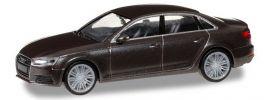 herpa 038560 Audi A4 Limousine argusbraun metallic Automodell 1:87 online kaufen