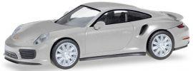 herpa 038614-002 Porsche 911 Turbo silber | Automodell 1:87 online kaufen