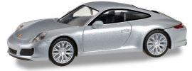herpa 038638 Porsche 911 Carrera 4S rhodiumsilbermetallic Automodell 1:87 online kaufen