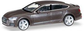 herpa 038706 Audi A5 Sportback argusbraun   Automodell 1:87 online kaufen