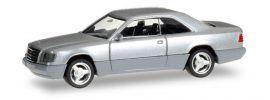 herpa 038782 Mercedes-Benz E320 Coupe silbermetallic Automodell 1:87 online kaufen