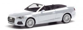 herpa 038768-002 Audi A5 Cabrio cuvéesilber   Automodell 1:87 online kaufen