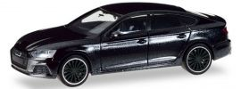herpa 038799 Audi A5 Coupe Black Edition | Automodell 1:87 online kaufen