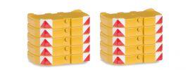 herpa 053778 Ballastgewichte Liebherr  für Raupenkran LR1600 10 Stück Zubehör 1:87 online kaufen