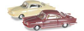 herpa 065757-003 NSU Sport Prinz, grünbeige/weinrot Automodelle Spur N 1:160 online kaufen