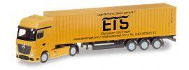 herpa 066778 Mercedes-Benz Actros  Containersattelzug Elbtainer Storage LKW-Modell 1:160 online kaufen