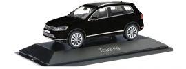 herpa 070942 VW Touareg schwarz Automodell 1:43 online kaufen