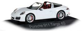 herpa 071123 Porsche 911 Targa 4S weiss Automodell 1:43 online kaufen