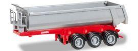 herpa 076241-002 Carnehl-Rundmuldenauflieger 3achs | Anhänger-Modell 1:87 online kaufen