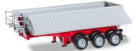 herpa 076548-002 Schmitz Kippauflieger rot | LKW-Modell 1:87 online kaufen