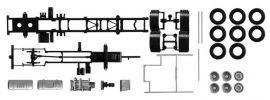 herpa 084451 LKW-Fahrgestell Volvo FH 3-achs 2 Stück Bausatz 1:87 online kaufen