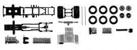 herpa 084567 Fahrgestell Zugmaschine 2achs DAF XF Euro6 ohne Chassisverkleidung 2 Stück Bausatz 1:87 online kaufen
