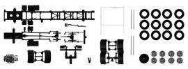 herpa 084710 TS Fahrgestell Scania R 4-achs mit Unterfahrschutz Skandinavien-LKW 2 Stück 1:87 online kaufen