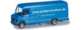 herpa 091411 MB T2 Langkasten Polizei Niedersachsen Blaulichtmodell 1:87 online kaufen