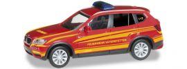 herpa 092050 BMW X3 KdoW FFW Vaterstetten | Blaulichtmodell 1:87 online kaufen