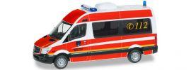 herpa 092074 MB Sprinter Bus HD MTW FFW Holzminden | Blaulichtmodell 1:87 online kaufen