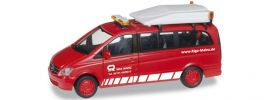 herpa 092111 MB Vito Bus BF3 Riga Mainz | Automodell 1:87 online kaufen