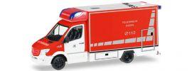 herpa 092241 MB Sprinter RTW FW Essen | Blaulichtmodell 1:87 online kaufen