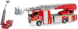 herpa 092272 MAN TGM Metz Drehleiter L32 Flughafen Koeln Bonn | Blaulichtmodell 1:87 online kaufen