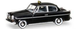 herpa 092302 Borgward Isabella Taxi | Automodell 1:87 online kaufen