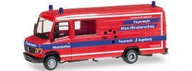 herpa 092548 MB Vario W670 LaKa GW FW Haunstetten | Blaulichtmodell 1:87 online kaufen