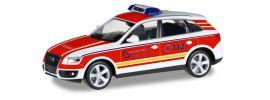 herpa 092661 Audi Q5 Einsatzleitung Werksfeuerwehr Salzgitter Blaulichtmodell 1:87 online kaufen