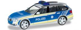 herpa 092746 BMW 3er Touring Polizei Bayern | Blaulichtmodell 1:87 online kaufen