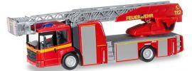 herpa 092777 MB Econic Metz Feuerwehr DL L32 XS | Blaulichtmodell 1:87 online kaufen
