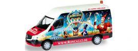 herpa 092784 MB Sprinter Kasten Circus Roncalli | Automodell 1:87 online kaufen