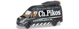 herpa 092845 MB Sprinter BF3 Begleitfahrzeug Pikos | Automodell 1:87 online kaufen