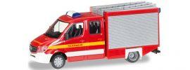 herpa 092968 MB Sprinter TSF Feuerwehr | Blaulichtmodell 1:87 online kaufen