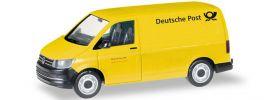 herpa 093026 VW T6 Kasten Deutsche Post | Automodell 1:87 online kaufen
