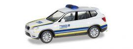herpa 093330 BMW X3 THW Hattingen Blaulichtmodell 1:87 online kaufen