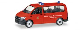 herpa 093392 VW T6 Bus Feuerwehr Ilmkreis Thüringen Blaulichtmodell 1:87 online kaufen