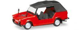herpa 093460 Trabant 601 Kübel Werkfeuerwehr LEAG | Blaulichtmodell 1:87 online kaufen