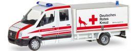 herpa 093484 VW Crafter Koffer DRK Wolfsburg | Blaulichtmodell 1:87 online kaufen