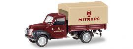 herpa 093774 Framo 901/2 Pritsche und Plane  MITROPA Automodell 1:87 online kaufen