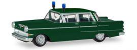 herpa 093835 Opel Kapitän  Polizei Blaulichtmodell 1:87 online kaufen