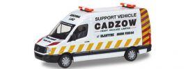 herpa 093897 VW Crafter Kasten HD Begleitfahrzeug Cadzow Automodell 1:87 online kaufen