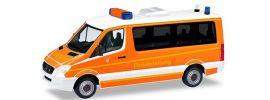 herpa 093898 Mercedes-Benz Sprinter Bus Einsatzleitwagen Feuerwehr Ingolstadt Blaulichtmodell 1:87 online kaufen
