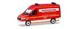 herpa 094054 MAN TGE Kasten Hochdach Freiwillige Feuerwehr München Blaulichtmodell 1:87 online kaufen