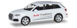 herpa 094085 Audi Q7 Audi Mobile Tradition Automodell 1:87 online kaufen